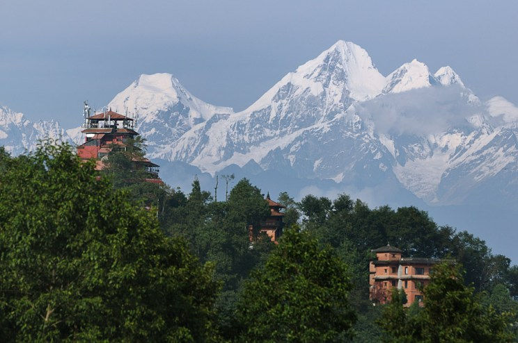 Dorje Lhakpa (6 988 m)