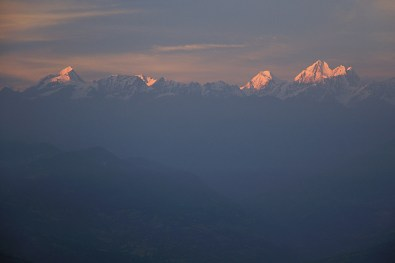 Langtang Himalayan Range