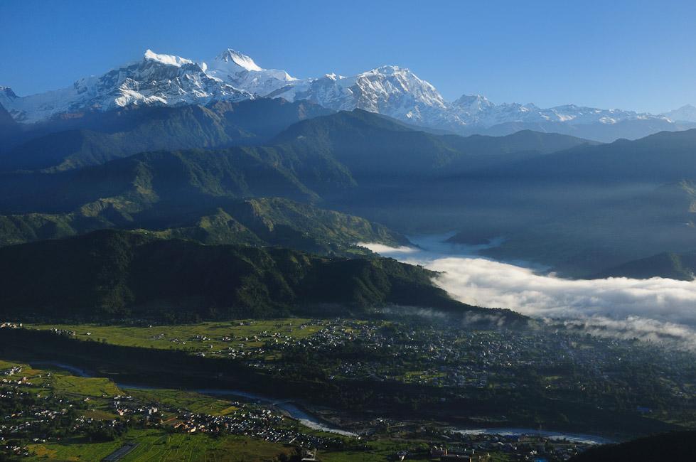 Annapurna Range