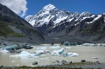 Aoraki/Mount Cook National Park | Hooker Lake