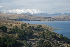 Cestou do La Pazu