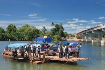 Cestou do Koh Kongu