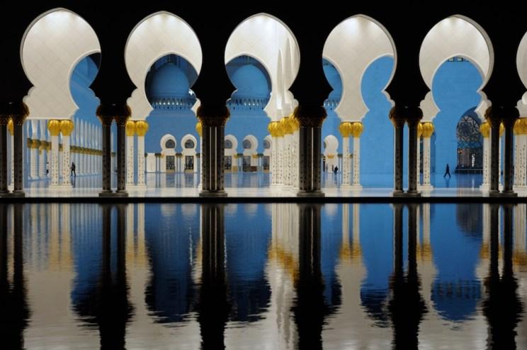 Abú Dhabí | Mešita šejka Zayeda