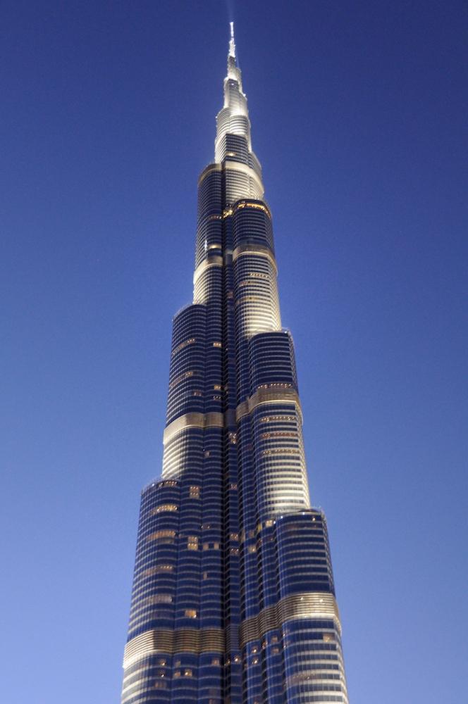 Dubaj | Burj Khalifa
