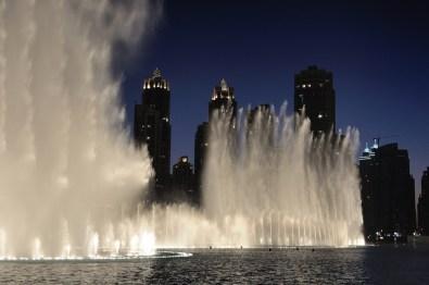 Dubaj | The Dubai Fountain