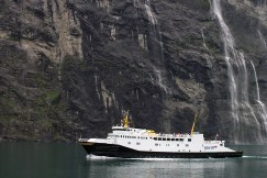 Plavba po Geirangerfjordu