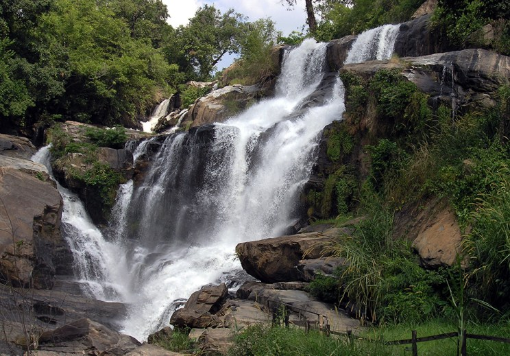 Vodopád Mae Klang