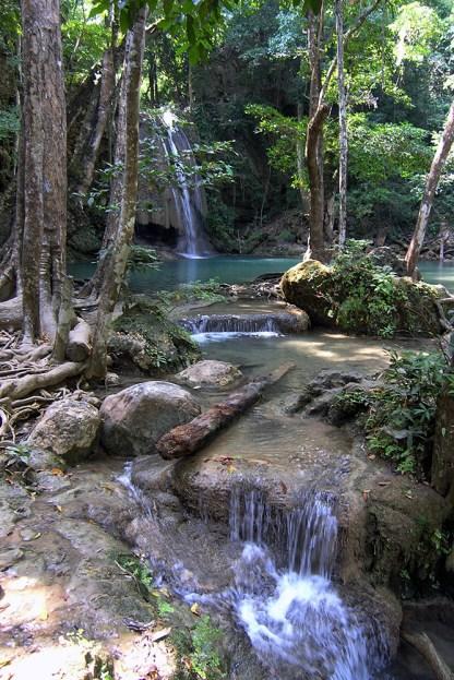 Národní park Erawan