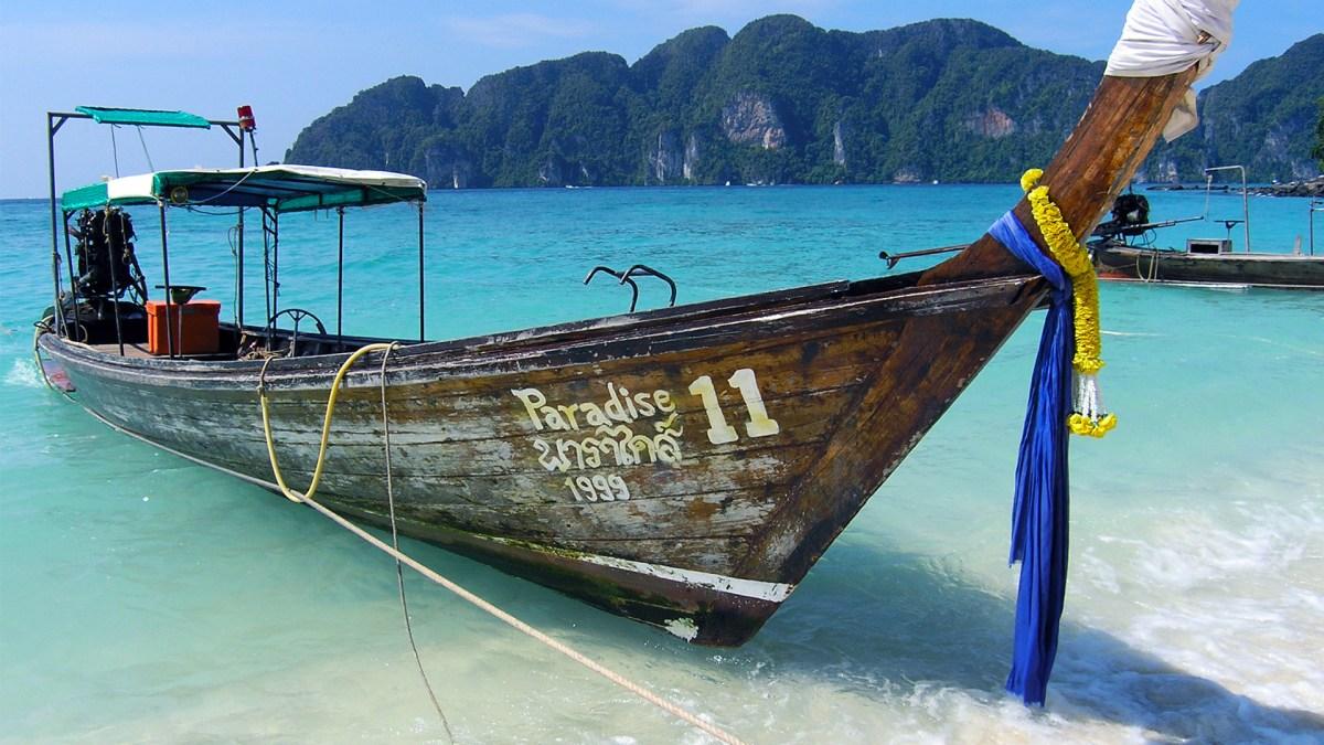 Thajsko 2004