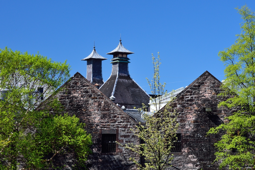 Glen Ord Distillery