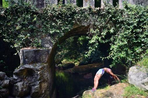 Den 4 | Magické místo a dva mosty