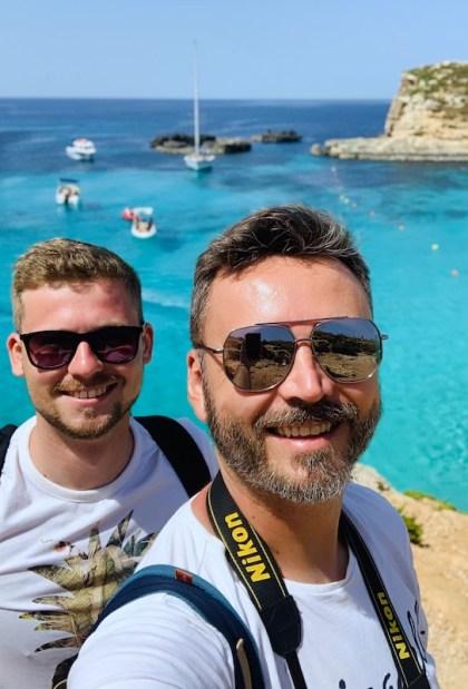Dva Honzové na Maltě