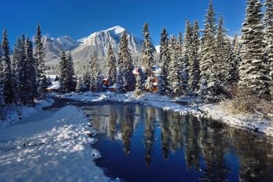 NP Banff | U hostelu