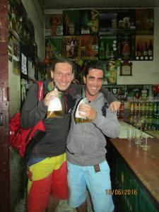 A to v ČR nepiju pivo ani z petky…