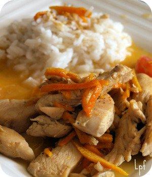 poulet-orange-épices