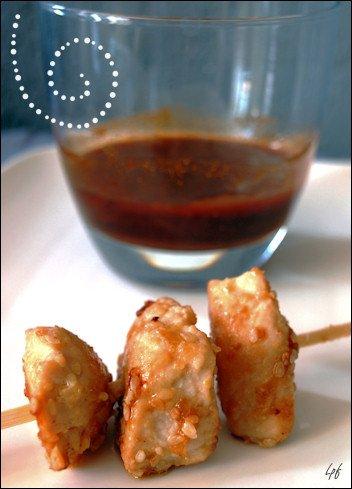 yakitori-poulet