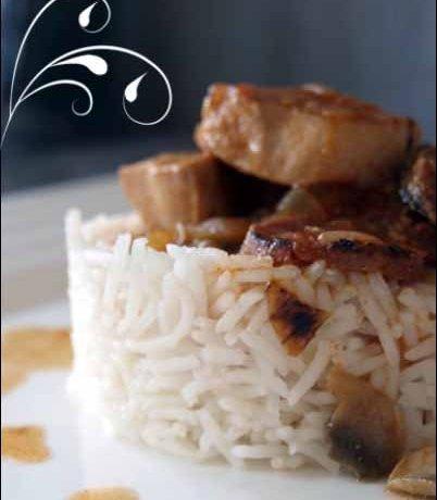 poulet chorizo