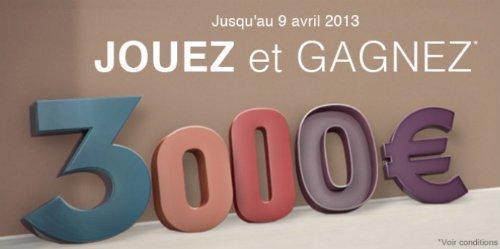 Jeu concours Carnet de style Tollens éditeur de couleurs 3.000 € de peinture à gagner avec Tollens