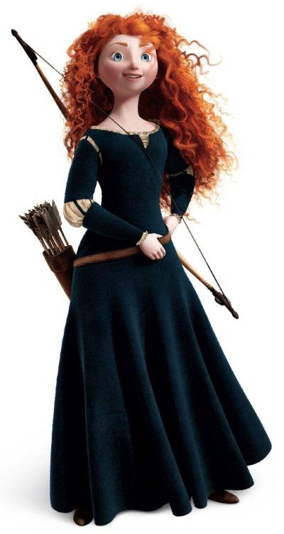 Merida-princesse-rebelle-feministe-disney