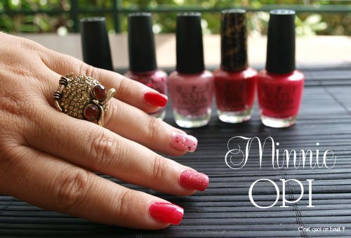 OPI Minnie
