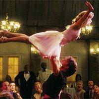Celle qui découvrait la scène censurée de Dirty dancing !