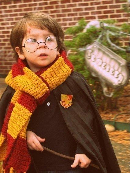 Se déguiser en Harry Potter pour Halloween