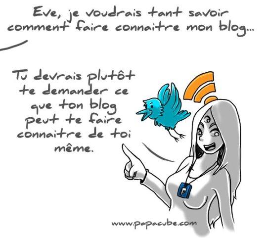 Faire connaître son blog : 10 conseils !