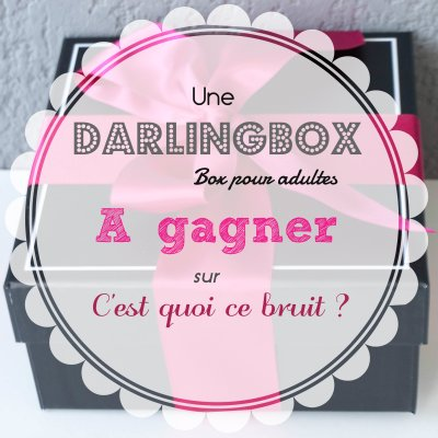 darlingbox-concours
