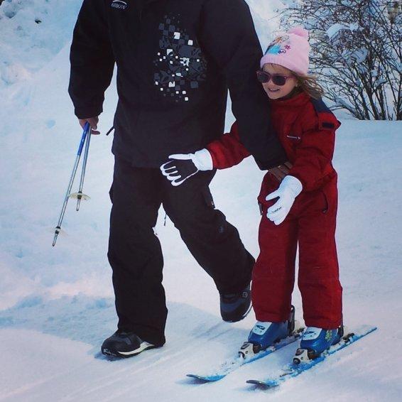 MissL-ski-première fois