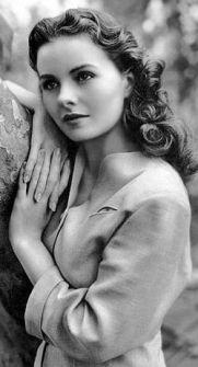 La beauté des femmes des années 50 avec leurs rondeurs : Jeanne Elizabeth Crain