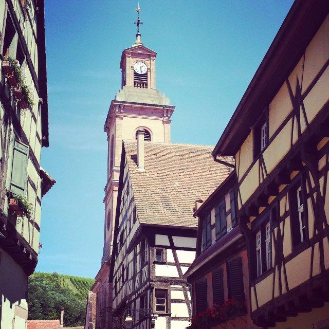 A la découverte de l'Alsace ! Riquewihr