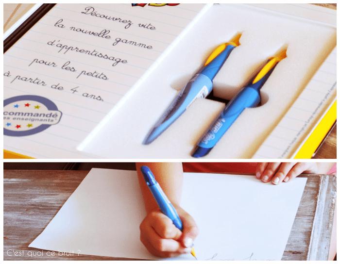 Parée pour l'entrée en CP : stylos Bic kids