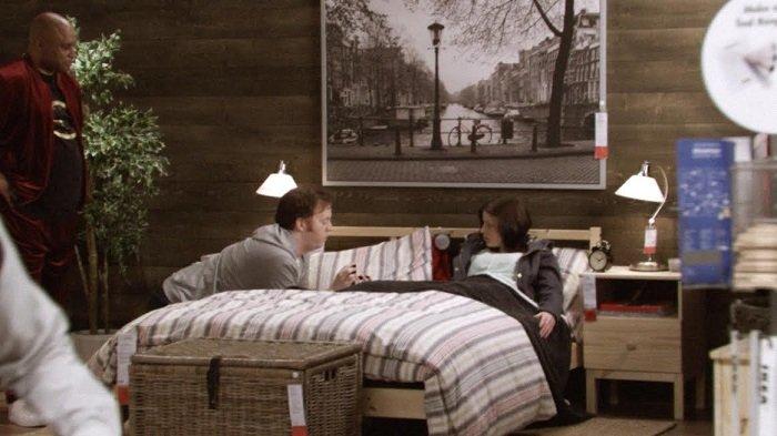 Voyage dans le temps avec Ikea