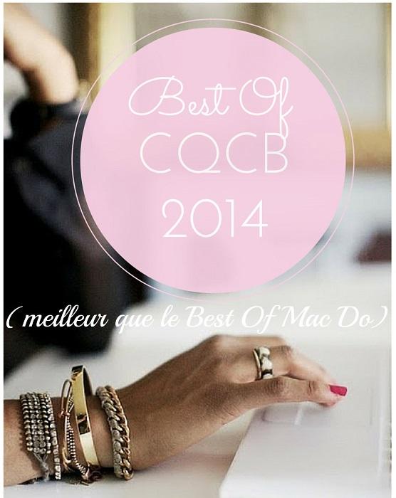 Best of des produits 2014 CQCB