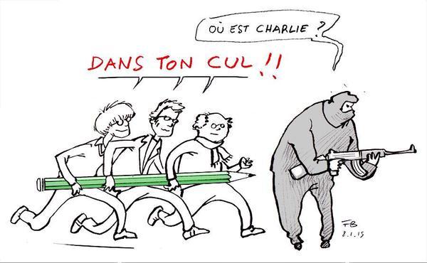 Et continuer à vivre (en paix) après Charlie Hebdo