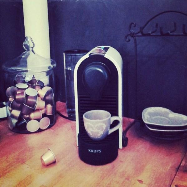 5 idées géniales pour ta cuisine : ranger les capsules Nespresso