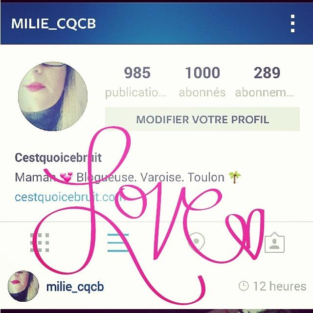 instagram 1000