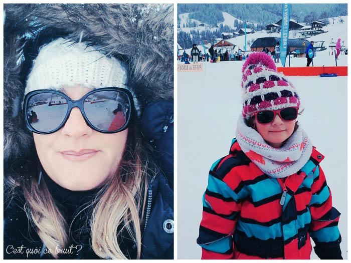 Quelques jours à la montagne ! Megève et Praz en famille ! (vidéo inside)
