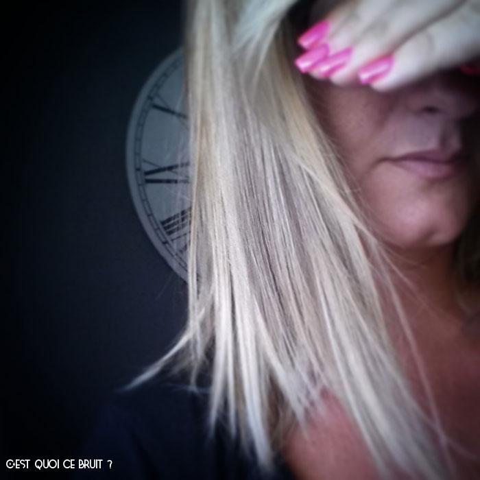 Coloration blonde écaille de tortue ombre hait