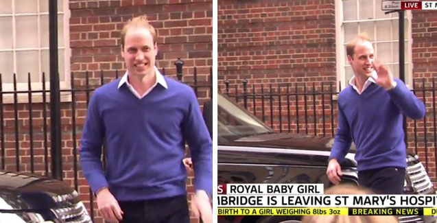 Le secret de Kate Middleton : William !