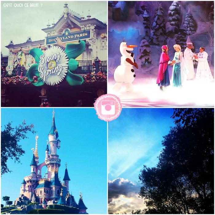WE en famille à Disneyland Paris en juin pour le Frozen Summer