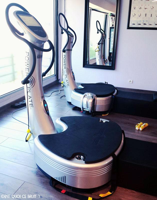J'ai testé la Power Plate pour réduire ma cellulite à Full Zen La Garde