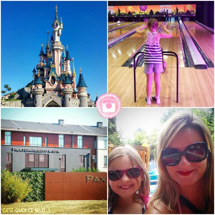 Petite escapade à Disney