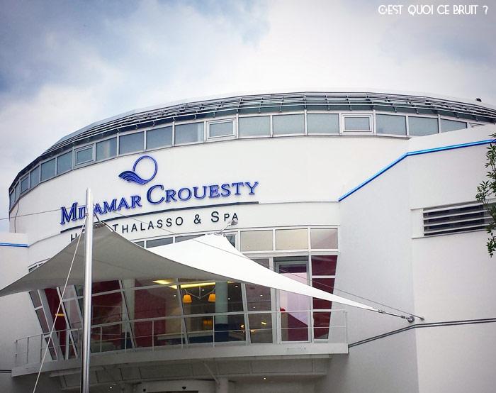Bien-être à l'Hôtel Miramar Crouesty : blogtrip dans le Morbihan