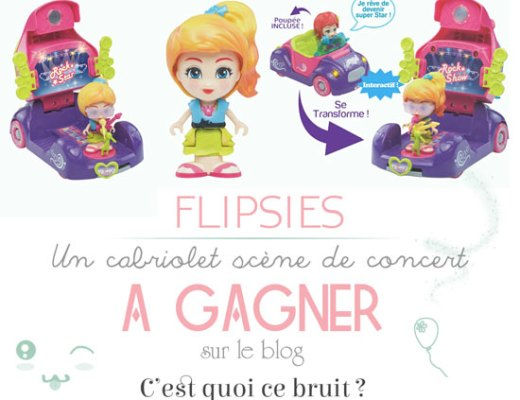 Concours Flipsies de VTech, les poupées de Noël