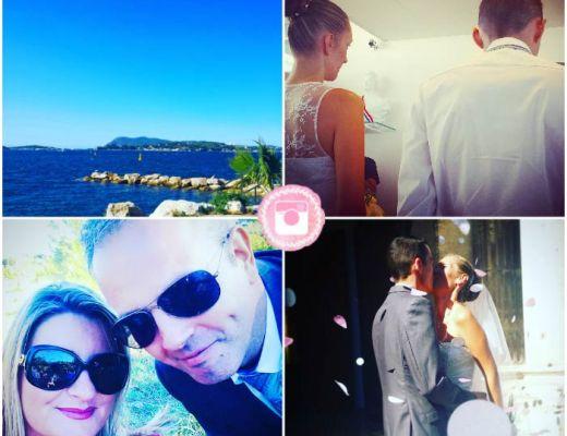 Happy week, Mariage de mon frère à Toulon