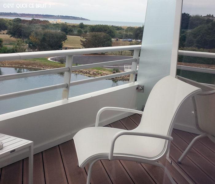Séjour bien-être à l'hôtel Crouesty Miramar, blogtrip Morbihan