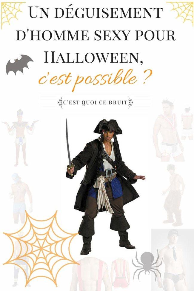 Déguisements d'Halloween pour homme #déguisement #halloween #humour #costume