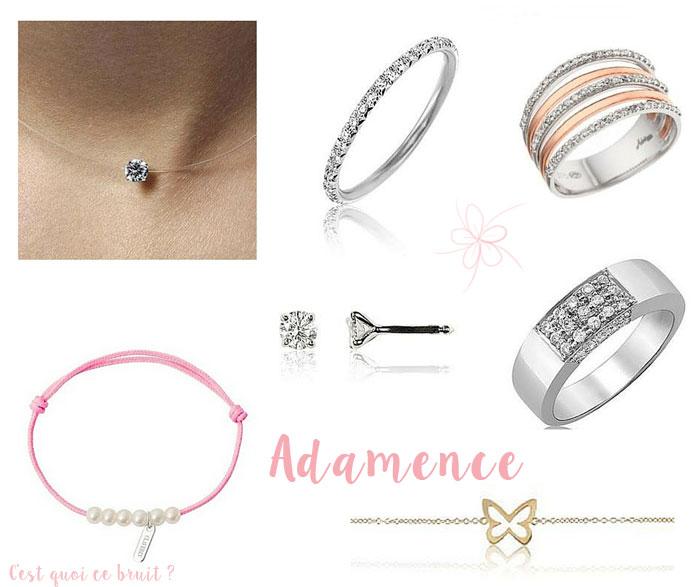 Adamence, s'offrir un bijou pour les fêtes