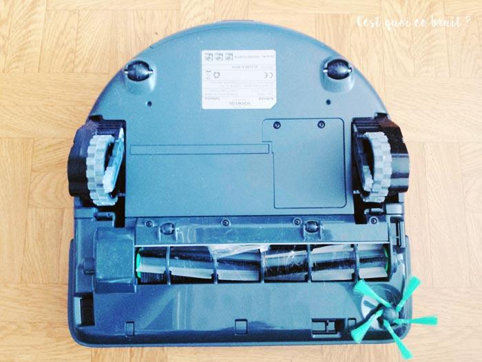 Test du robot aspirateur Kobold VR200 #AdopteunKoboldVR200